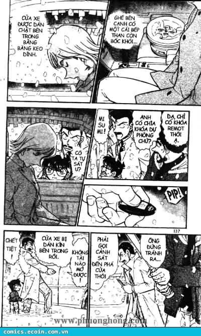 Detective Conan - Thám Tử Lừng Danh Conan chap 508 page 17 - IZTruyenTranh.com