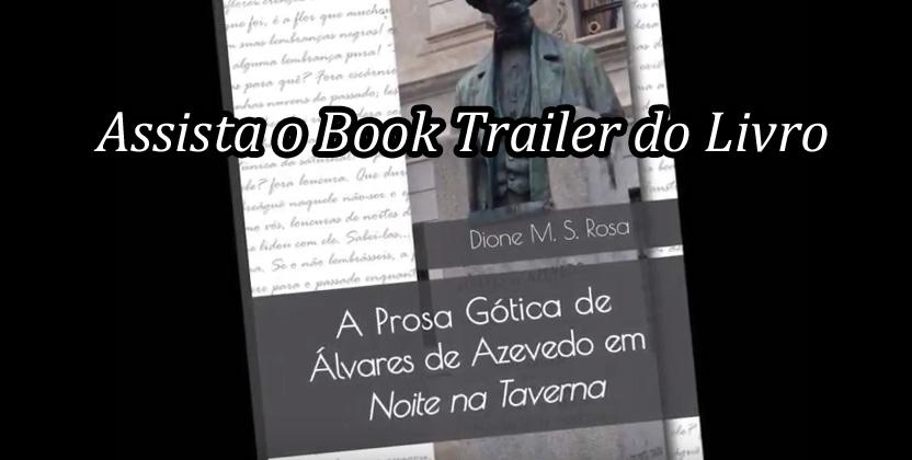 Book Trailer livro A Prosa Gótica de Álvares de Azevedo