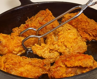 herb and spice southern fried chicken garlic southern fried chicken ...