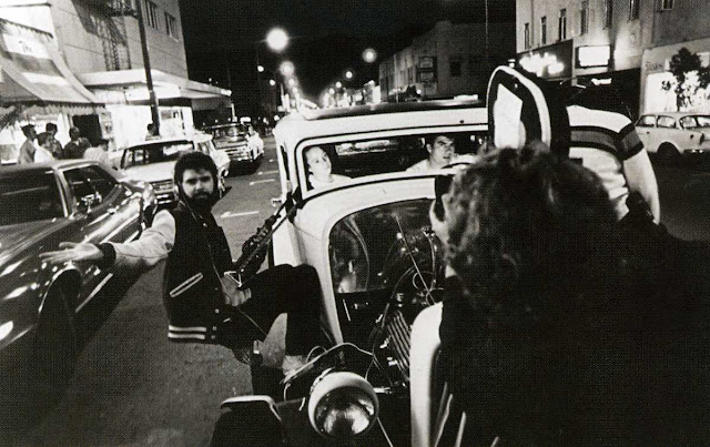american graffiti behind the scenes