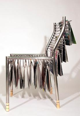 Ingeniosa idea de diseño de silla