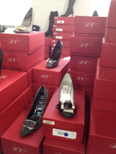 Madison Avenue Spy: Roger Vivier Sample Sale Review