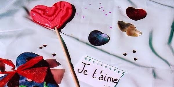 Texte d'amour mignon