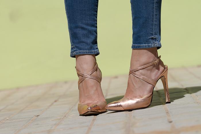 Colección de calzado de Blogger Adicta a los Zapatos withorwithoutshoes