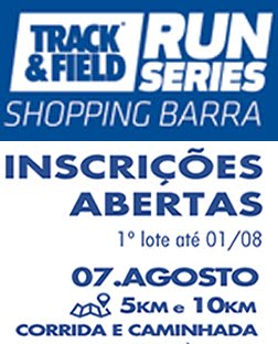 Track&Field Shopping Barra 2016