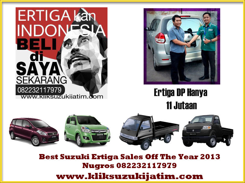 Klik Suzuki Jatim Harga Ertiga UMC Suzuki Dan SBT Surabaya Gresik Pasuruan hub Nugros 082232117979