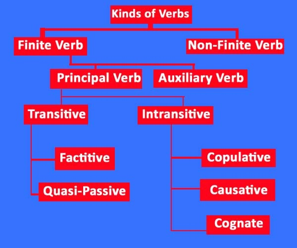 The Verb And Its Classifications » Digital Study Center | An ...