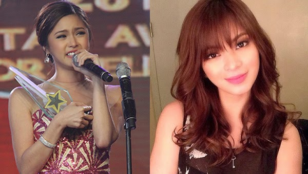 Angel Locsin sends Kim Chiu flowers for winning Best Actress plum
