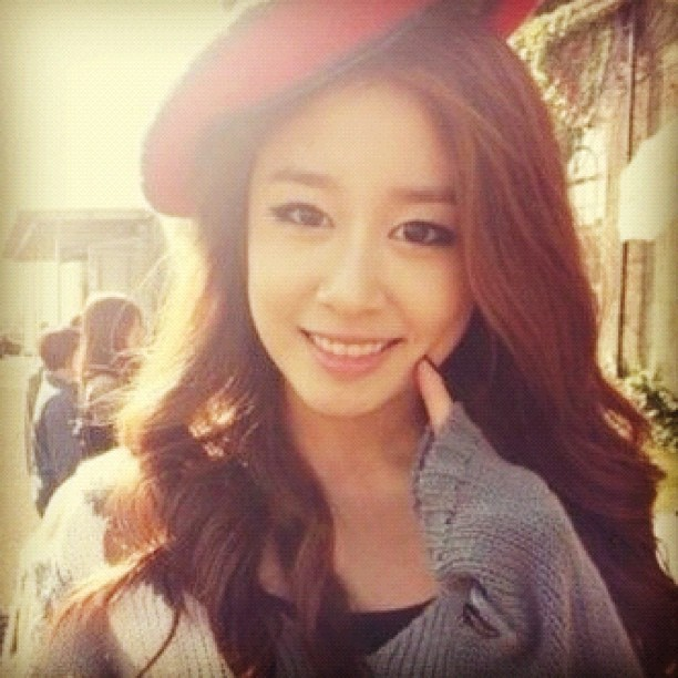 PARK JIYEON INSTAGRAM Photo Collection