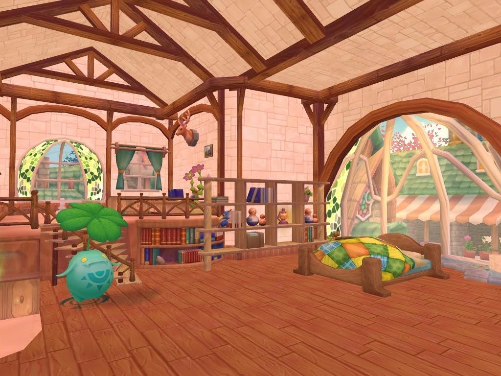 Eden Eternal Player Housing system