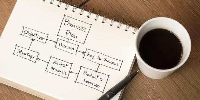 Menyusun rencana yang baik untuk bisnis
