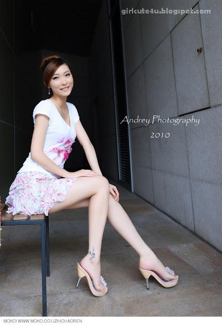 Li-Fan-Pink-and-White-14-very cute asian girl-girlcute4u.blogspot.com