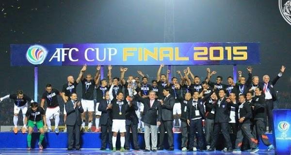 JDT Menang Piala AFC, Johor Cuti Peristiwa Hari ini