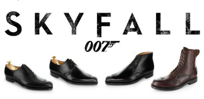 ZAPATOS CROCKETT & JONES JAMES BOND