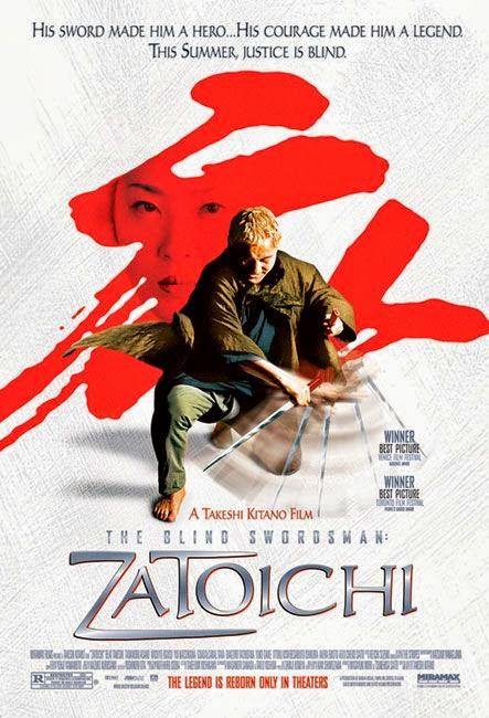 Baixar Filme Zatoichi (Dual Audio)