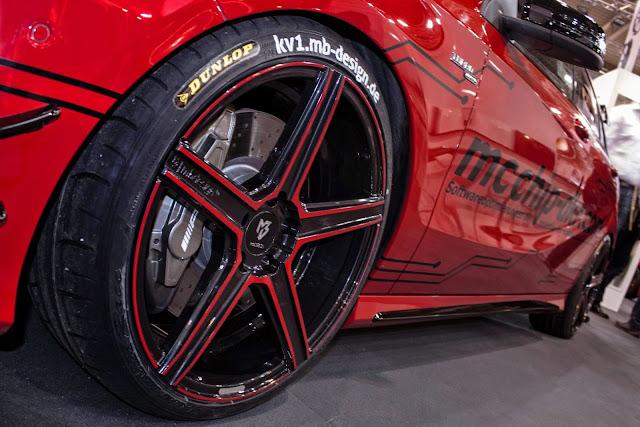 mb design wheels