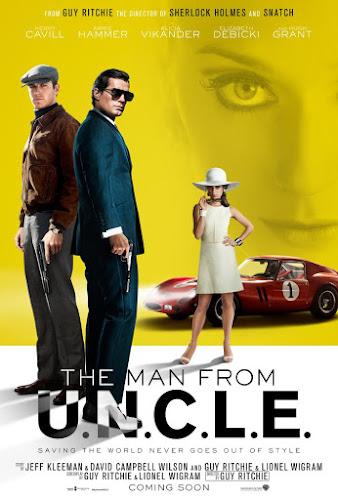 The Man from U.N.C.L.E. (BRRip 1080p Dua Latino / Ingles) (2015)