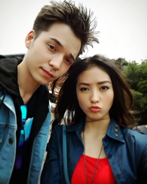 biodata steven william dan natasha wilona Natasha Wilona - Pacar Steven William - Stefan William.