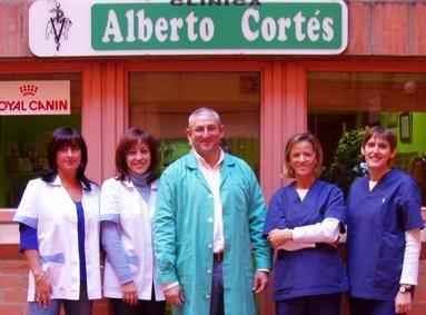 Clínica veterinaria Alberto Cortés