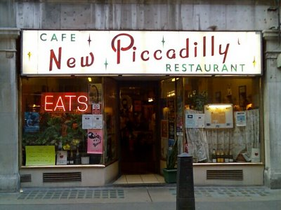 London Jazz Cafe Closure