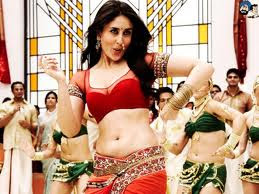 Kareena Kapoor Hairstyles in Ra One
