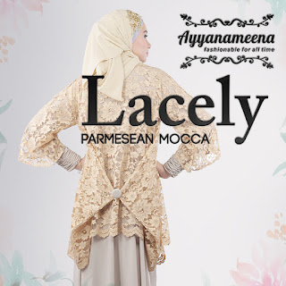 Ayyanameena Lacely - ParmeseanMocca