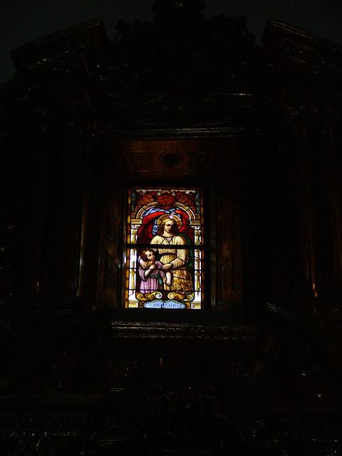 iglesia luanco