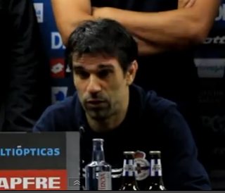 Despedida de Juan Carlos Valeron del Deportivo de La Coruña