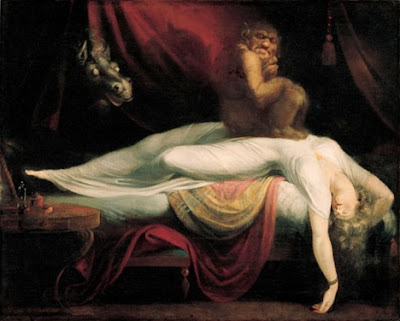 Fuseli - cauchemar,1782.
