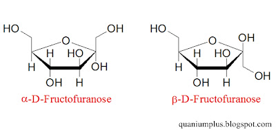 -D-Fructose and   -D-FructoseCh2oh Molecular Geometry