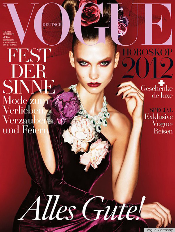 Karlie Kloss Vogue 2023