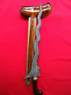 keris kalika benda