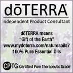 100% Pure Essential OIls for emotional & physical well-being.
