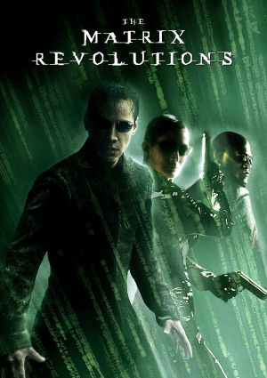 The Matrix Revolutions 2003 movie poster