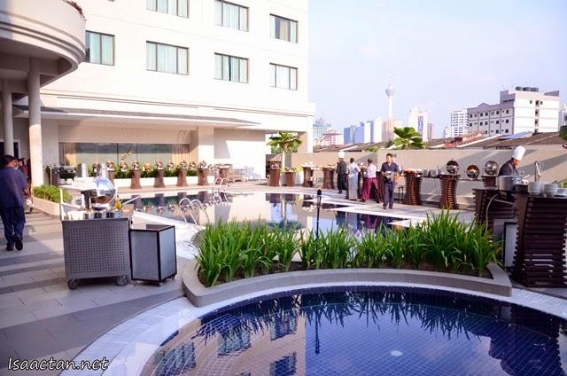 Vistana Hotel Kuala Lumpur - Tok Wan 101 Recipes Ramadhan Buffet