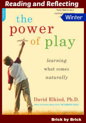 Reading Power of Play (Brick by Brick)