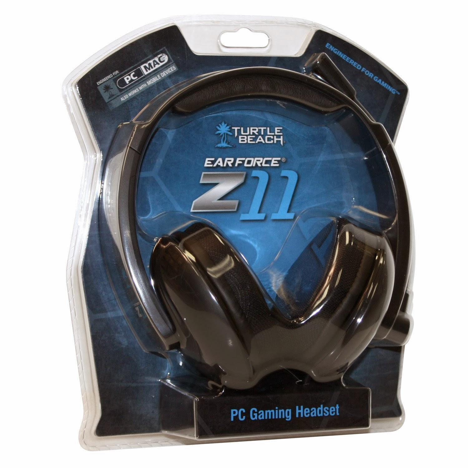 Top Turtle Beach Ear Force Z11 PC Gaming Headset review | Top 9 ...