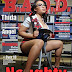 Check Out @thidalynda On The Cover Of @baddmag Naughty Schoolgirls Issue