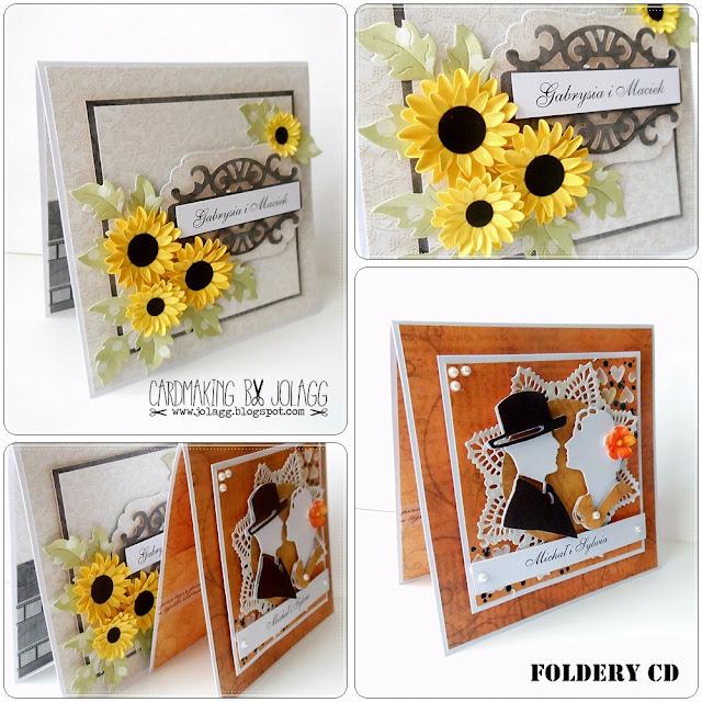 Foldery CD na zdjęcia ślubne