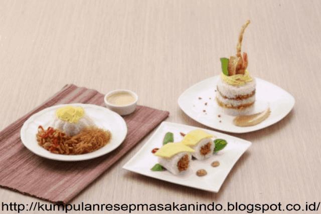 Resep Membuat Nasi Uduk Special Ala Hotel Berbintang