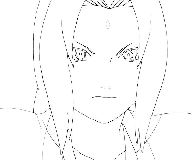 printable-naruto-tsunade-face-coloring-pages