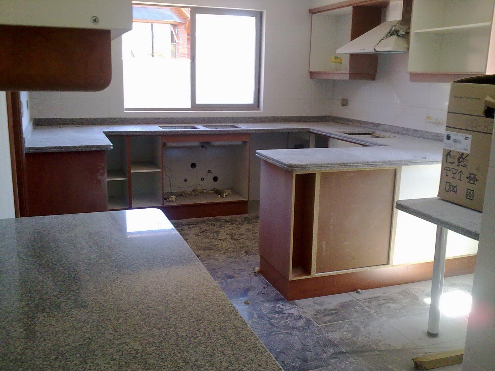 Trabajos en m rmol y granito cocina for Trabajos en granito para cocina