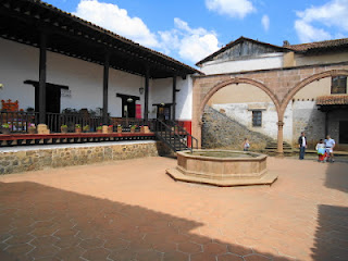 Casa de los Once Patios in Patzcuaro