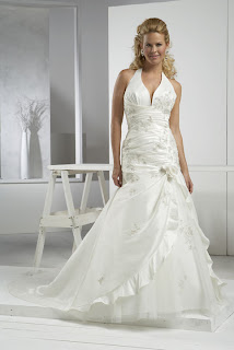 Halter Style Wedding