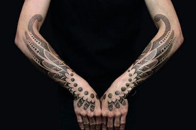 Polynesian Tattoo Designs on Tattoo  Polynesian Tattoo