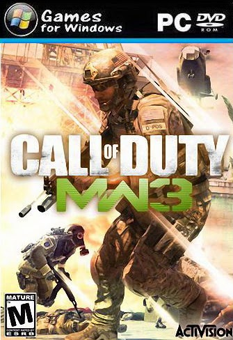 Download Game Call of Duty: Modern Warfare 3 PC Full Gratis