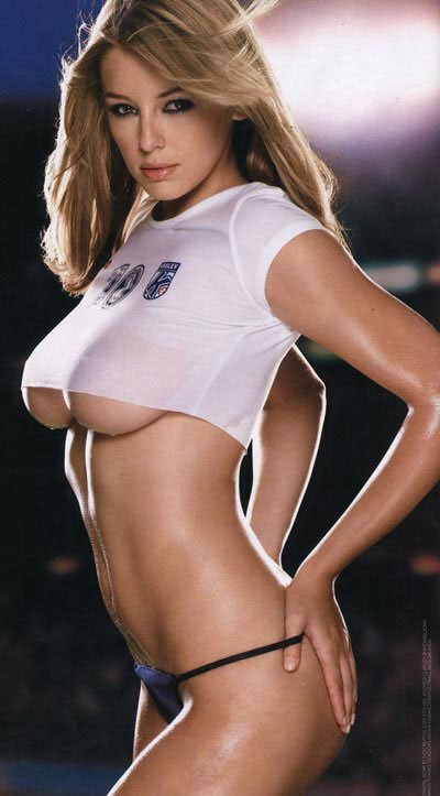 keeley hazell soccer team