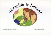 Séraphin le Lézard : album