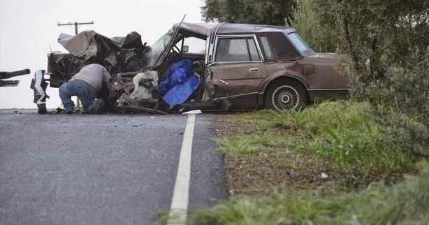 Fresno Visalia Bakersfield Accidents Update Woodlake
