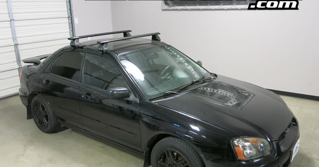 rack outfitters subaru impreza rhino rack 2500 vortex. Black Bedroom Furniture Sets. Home Design Ideas